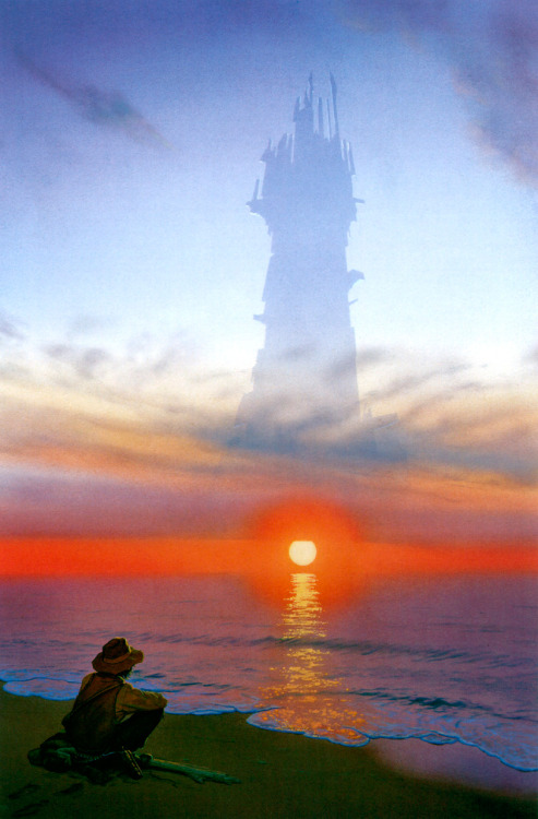 theartofanimation:  Michael Whelan