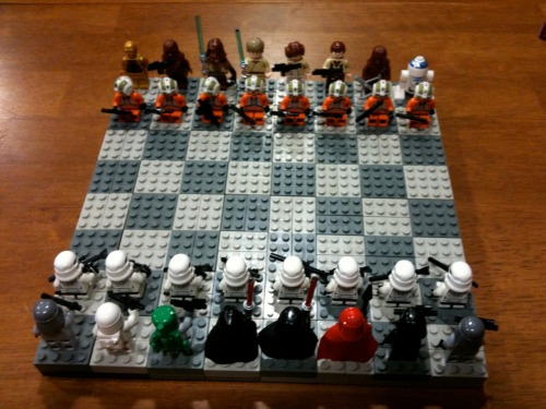 Star Wars' Chess