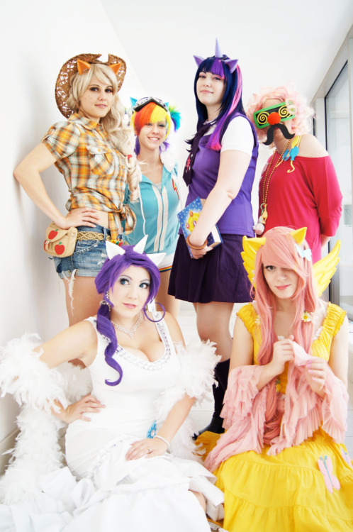 greatcosplay:  Mane Six