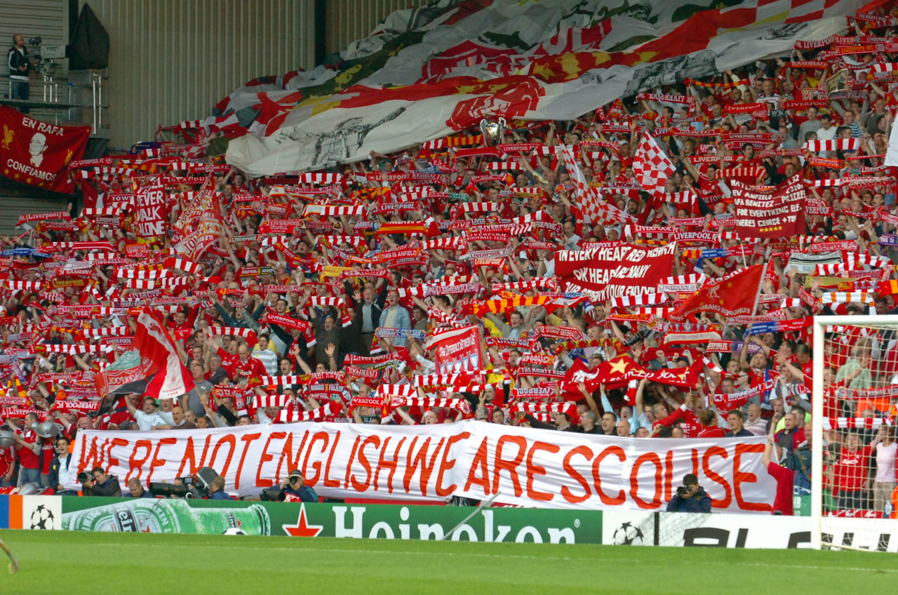 "hello-ny:  ""We are not English, we are scousers""  Not really any better…"