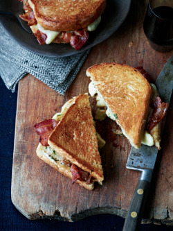 Grilled Bacon and Cheese