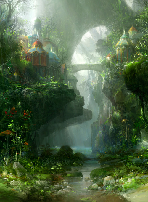 theartofanimation:  Jaecheol Park