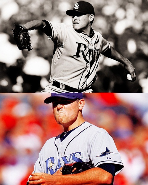 raysbabyrays:   Game 1 ALDS vs Rangers  Oh god yes.