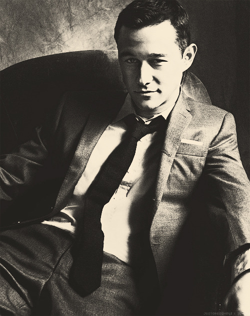Joseph Gordon-Levitt featured in Elle magazine