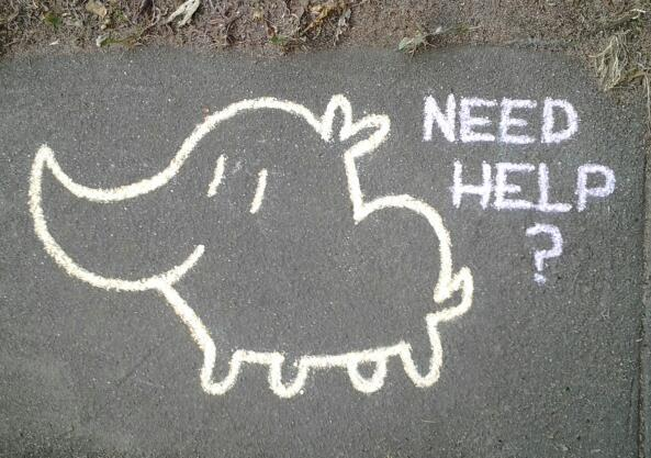lil rhino wants to help
