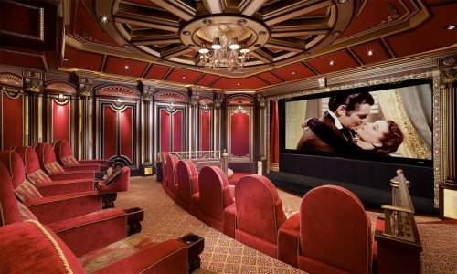 My dream movie room.