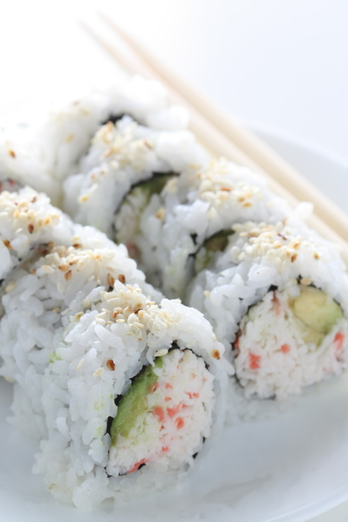 Hello California roll!