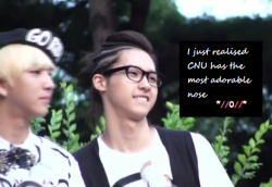 b1a4-cnu-bana:  HAS ALWAYS KNOWN <3  Eyeeeeess XD