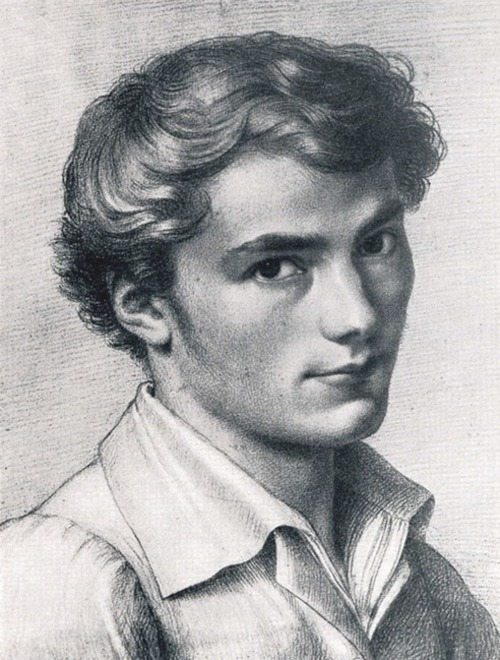 fuckyeahhistorycrushes:  Franz Schubert. I don't know what happened later in life, but THIS PICTURE and his music made me love him forever.