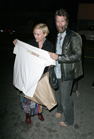 Patricia Arquette and Thomas Jane. (photographer unknown)