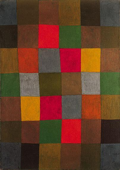 julienfoulatier:  Painting by Paul Klee.