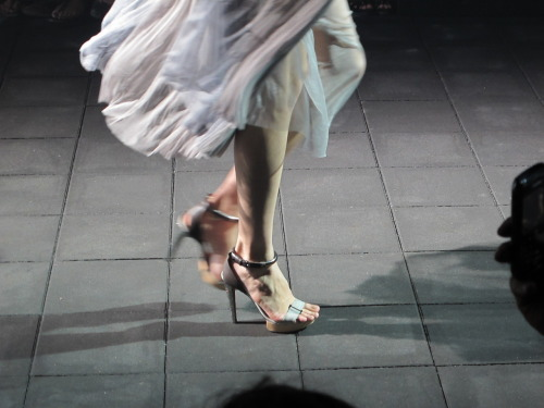 guardianfashion:  SS12 Lanvin - footwear detail Helen Seamons