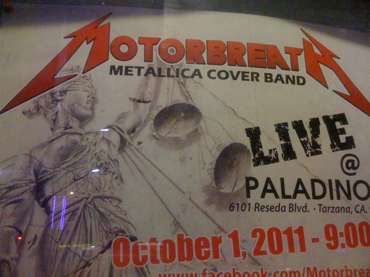 Fuck I love punny cover band names.