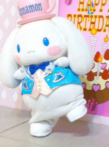Giant Cinnamoroll! I want to hug it! ❤