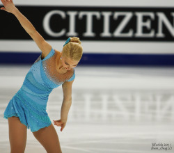 beautiful-shapes:  Kiira Korpi, 2011 Wchamp SP