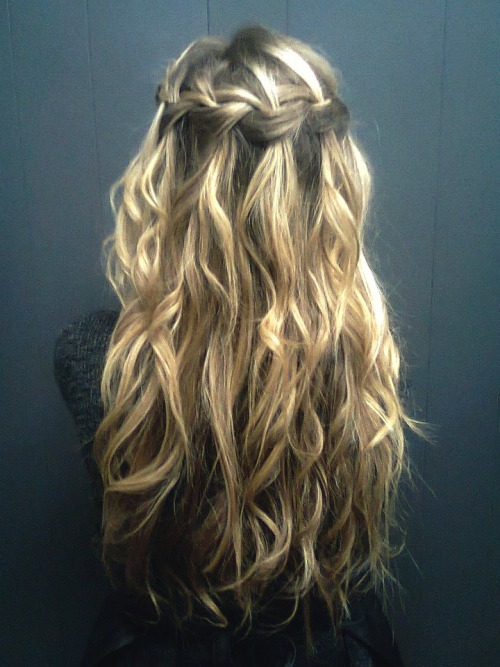 Someone do this to my hair.