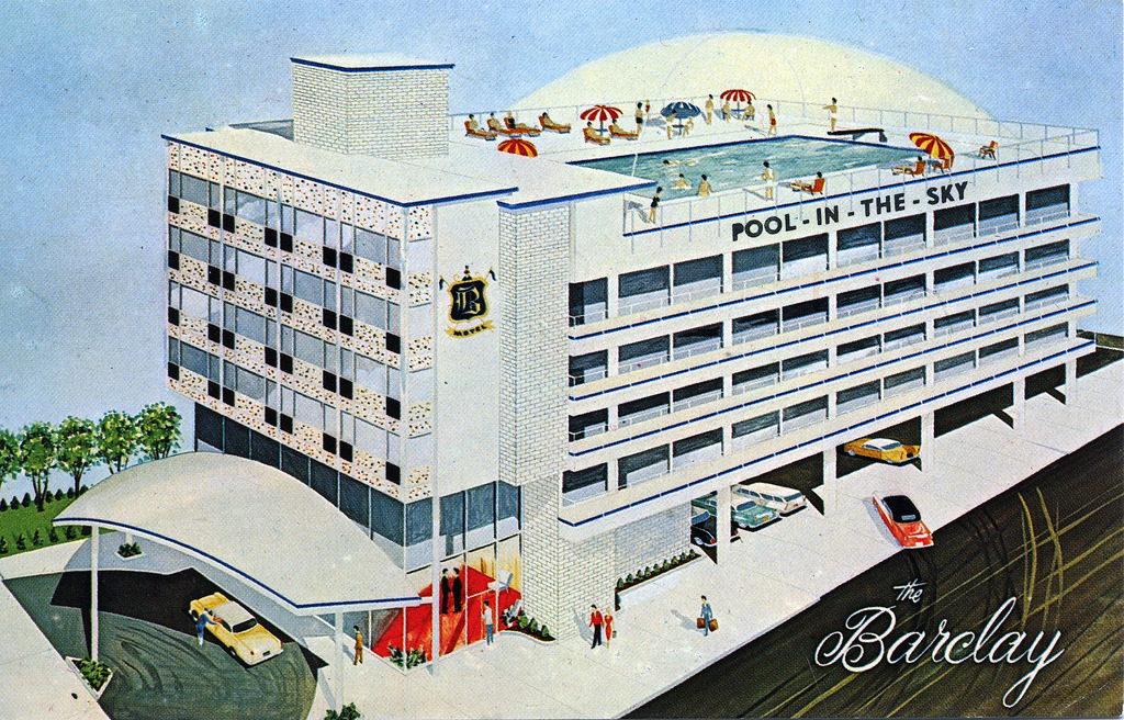 The Barclay Motel, Atlantic City