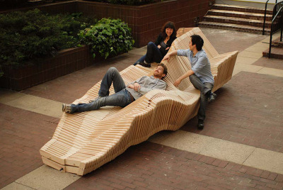 wagamamaya:  Polymorphic Kinetic Installation by Columbia University Students