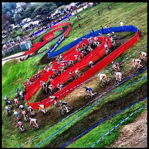danmanco:  #Dope via russcam:  #gpgloucester #cyclocross  (Taken with Instagram at Stage Fort Park)