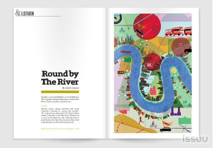 Have a read of Issue 2 of Ampersand. We have some amazingly exciting things happening at the moment, which hopefully will be fantastic news for both the magazine and it's contributors! Don't forget you can also be in the next issue by answering a simple question…   'What does creativity mean to you?' Same as before: Drop the answer here REMEMBER TO INCLUDE….. Your website/blog/portfolio address Your Twitter Your Name A photo of yourself! Please get involved - to see the answers to last months question, 'what is the best thing about print?' just click!