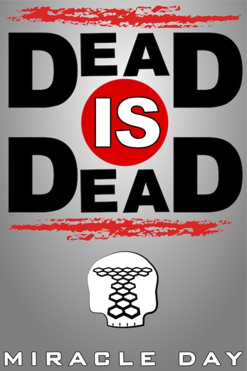 "brianrechenmacher:  ""Dead is Dead Poster"" Illustrator. From Season 4 of Torchwood: Miracle Day. Purchase this poster here."