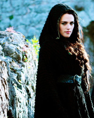 yourethevoice:  Morgana, from s4x04.