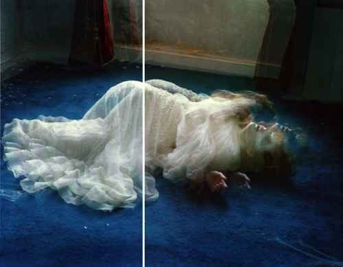 Tim Walker for Vogue Italia.