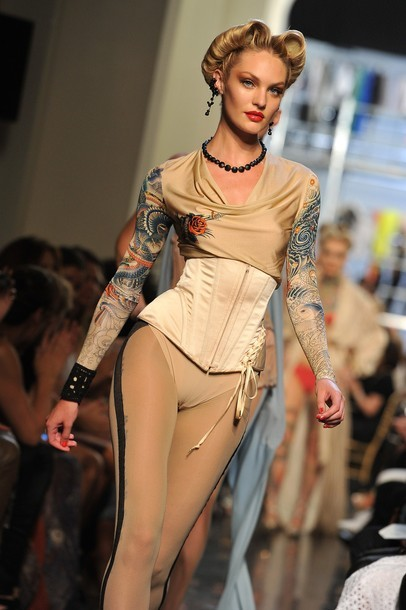 So Gaultier ! - Paris fashion week S/S 12