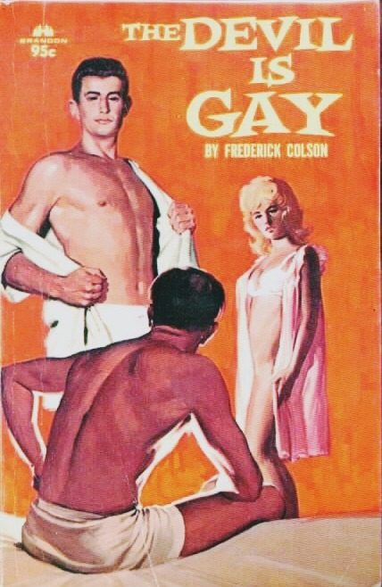 The Devil is Gay by Frederick Colson; Brandon Books.