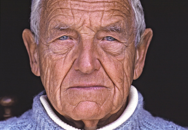 Andrew Wyeth, 2005 photo by Peter Ralston