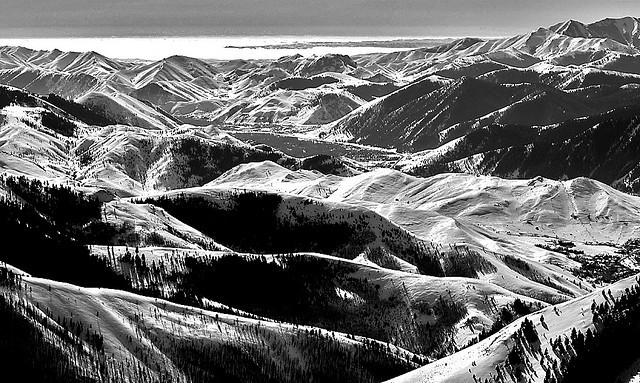Sun Valley Heli Skiing / EpicQuest by circumerromedia on Flickr.
