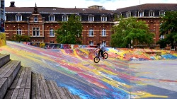Skate Park, Brussels, Belgium  submitted by: goodblogtimes, thanks!