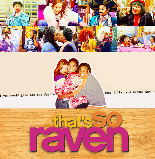 09 Canceled/ended shows # That's SO Raven.