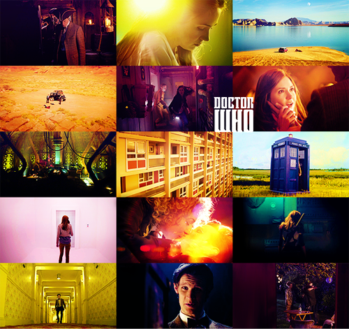Doctor Who; season 6