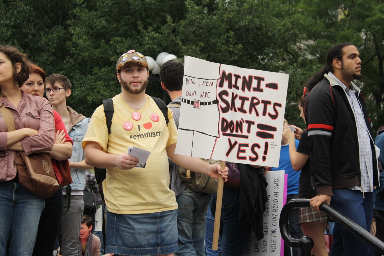 NYC SlutWalk 2011
