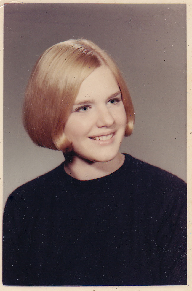 Earliest photo of my mom that I have. Maybe senior year of high school or freshman year of college?