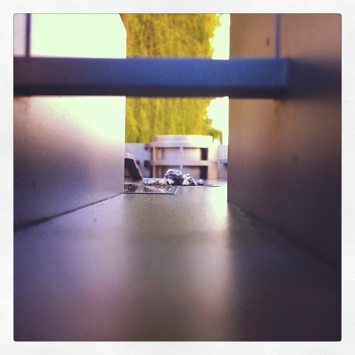 Getty miniature #miniature #architecture #model #small #lowangle (Taken with instagram)