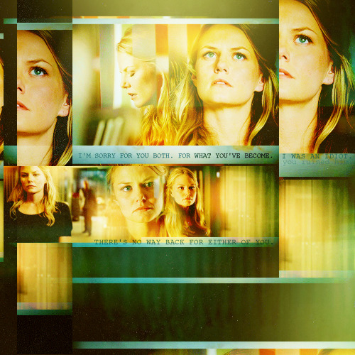 15 times i fell in love with allison cameron(in chronological order)» house 6.08: teamwork Cameron: I was in love with you. I was an idiot. Tried to be like you, tried to understand you because I thought I could heal you. You almost killed that patient.House: If almost not saving his life means –Cameron: You knew the diagnosis a long time ago. You risked another patient's life to bait your old team.House: Another one?Cameron: You did kill Dibala. By playing God and teaching us to do the same.House: I taught you to think for yourselves.Cameron: You don't even think of them as people. They're just lab rats for your little puzzles.House: As you celebrate their humanity, I'd rather solve those little puzzles and save their lives.Cameron: Motives do matter. Lives can't come second.House: The patient is alive. That's what matters.Cameron: Not to you. All you care about is that Taub and Thirteen fell for your game. You'll poison them just like you poisoned Chase.House: Your husband killed a patient and you're breaking up with me.Cameron: You ruined him. So he can't even see right from wrong. Can't even see the sanctity of a human life anymore. I loved you. [tearing up] And I loved Chase. I'm sorry for you both. For what you've become. Because… there's no way back for either of you.