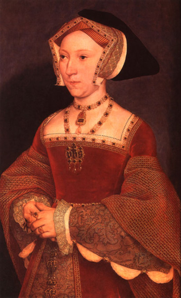 The third wife to King Henry VIII. She is the mother of Edward VI. The only woman to give King Henry the son and heir he so desperately wanted.
