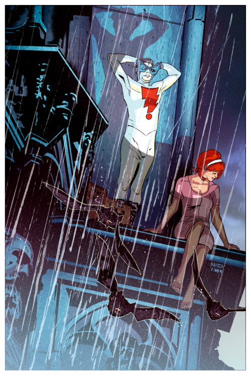 Madman & Joe, by Mitch Gerads.