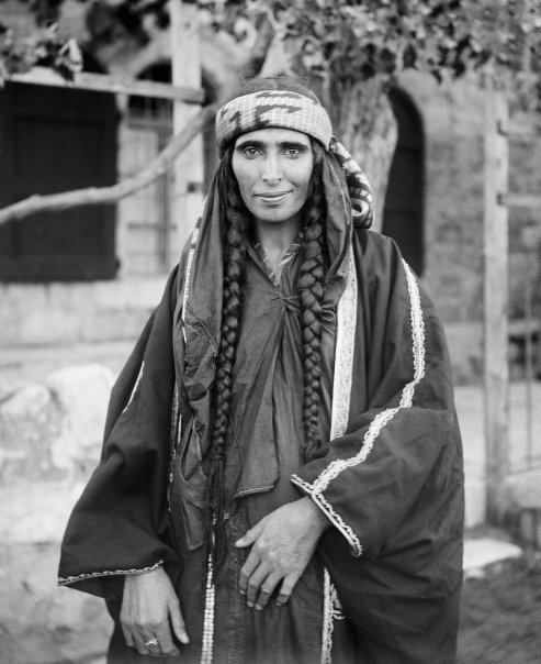 ysalameh:  Palestinian women - Vintage photo's
