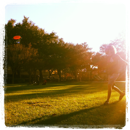Day 17 of Tour Adventure: DAY OFF- Frisbee in NOLA. Show tomorrow at Allways Lounge!