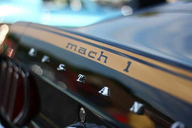 elperezidente:  fuckyeahpnwgirl:  Mmmmm… Besides a Camaro, a 67 mach 1 is a must have in your garage.  They didnt have Mach 1's in 67… started in 69 =/  …Girls. *rolls eyes*