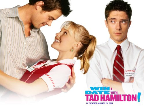 "letsfoldscarves:  125.Win a date with Tad Hamilton! Why:Such an underrated movie! Favorite quote:[to Tad] ""Like do you know she has six smiles? One  when something really makes her laugh. One when she's making plans. One  when she is laughing out of politeness. One when she is uncomfortable.  One when she is making fun of herself. And one when… she's talking  about her friends."""