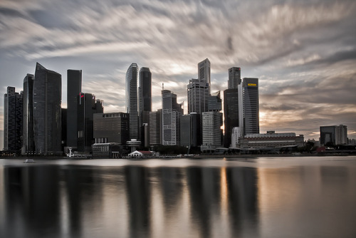 Skyline sunset by Shutter wide shut on Flickr.