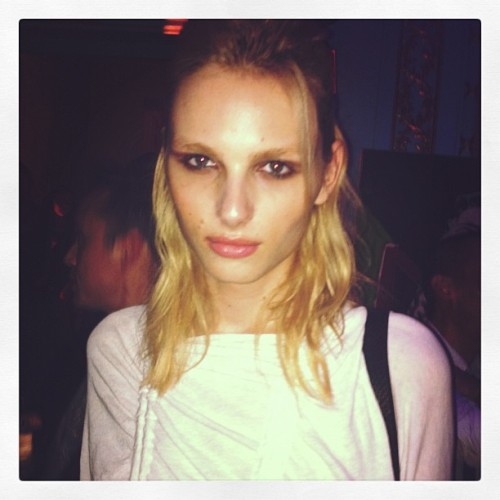 andrejpejicpage:  Andrej Pejic @ L'Officiel 90 Years Party Photo from @AX80