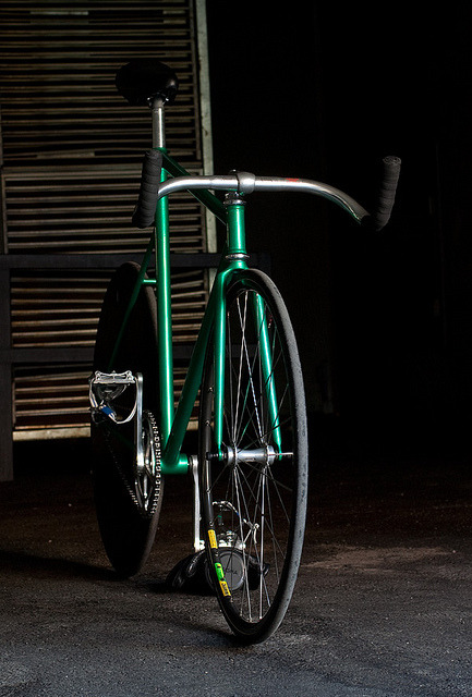 Polish Track Pursuit II by Gustaf_E on Flickr.
