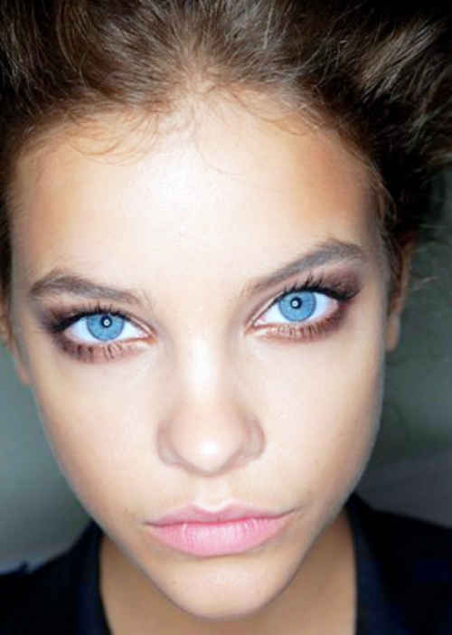 fashion-tribes:  n-autica:  holy crap barbs you are perfect  her eyes :o