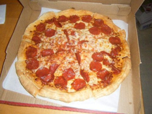 Ordered pizza for the UNC vs. ECU football game tonight! The Tar Heels won, they are now 4-1 :) GO HEELS!!!