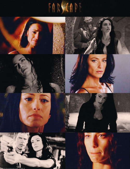 thelaughingmagician:  Fictional Characters Who Can Get It → 7. Aeryn Sun // fandom Farscape She is the radiant Aeryn Sun.  Nuff said.